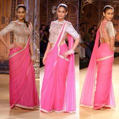 Ileanadcruz walks for Sulakshana Moonga #ICW2014