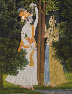 Radha-and-Krishna-in-the-Boat-of-Love-6.jpg 550×719 pixels