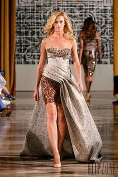Toufic Hatab Fall-winter 2015-2016 - Couture