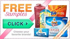 Free Samples - Coupons and other free stuff by mail | Get It Free