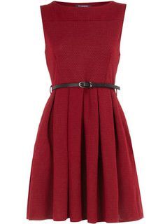 pleats are my favorite. great dress to have in your closet for the holidays.
