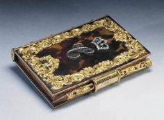 Queen Charlotte's Notebook; England; c.1765