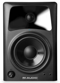 M-Audio AV42 | The speakers are unbelievably affordable, yet powerful enough to deliver a pleasing experience. | #Speaker #Studio_Monitor #UK #myaudiosounddan | www.myaudiosound.co.uk |