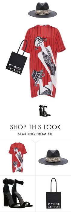 """""""last saturday of 2 0 1 7"""" by aintnoloveydovey ❤ liked on Polyvore featuring Holly Fulton, Janessa Leone and Kendall + Kylie"""