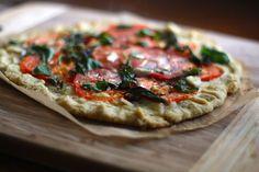 Einkorn pizza pastry