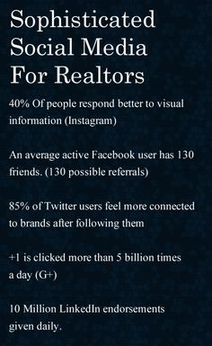 The Sophisticated Real Estate Social Media Guide for #realtors #realestate from https://www.FlyerCo.com - Create real estate flyers and capture leads online