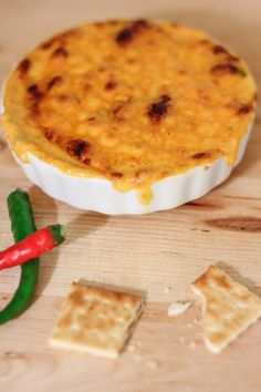 Broiled Southern Pimiento Cheese
