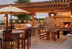 outdoor kitchens - Bing Images