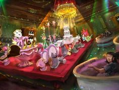 Beauty and the Beast & Big Hero 6 Attractions Announced for Tokyo Disneyland