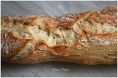 """Croquez, craquez: J'ai enfin trouvé """"LA"""" recette pour faire de belles et bonnes baguettes de tradition!"""