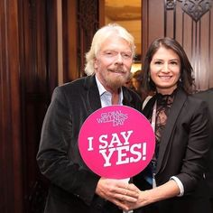 #ISAYYES to #GlobalWellnessDaySG!  Be like Richard Branson and @belnua! Say yes to healthier living. Take the first step! #30dayschallange starts in May!  Check out http://ift.tt/1QE3zTb and join us @sauceink this June 11th at #ResortWorldSentosa for a full day of exciting events!  Need more information? Email us at hello@globalwellnessday.sg.  #style #stylemagazine #sgevent #womensday #womenpower #sgwomen #sauceinkinsider #sauceinsider #saucewomen #social #Singapore #sgcommunity…