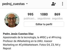 A un paso de las 1000 imágenes en #Instagram.  De este finde no pasa!!!