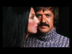 Sonny & Cher - I Got You Babe -  ( HD Video With Photos / Photoshoots )