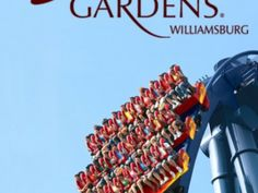 Williamsburg va | Busch Gardens Williamsburg | Virginia Beach Vacation Guide