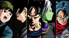 Dragon Ball Super Escena by SaoDVD