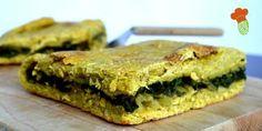 Focaccia ripiena di bietole: ricetta con pasta madre e curcuma - greenMe