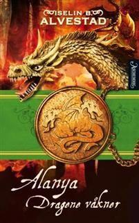 """Det er fredelig vår i Aryak. Men så begynner Pip, som forvalter tronen i Alanyas sted, å forandre seg. Også Haimo oppfører seg underlig. Langsomt går det opp for Alanya at noe er galt, veldig galt. Aryak lider fremdeles under forbannelsen, og Alanya er den eneste som kan gjøre noe med det. Men for å greie det, må hun vekke dragene ... """"Alanya - Dragene våkner"""" er den andre boken i den spennende fantasyserien om Alanya."""