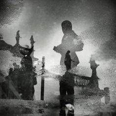 inner conflicts - the stranger in me by Anja Buehrer