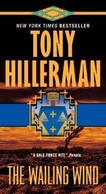 Tony Hillerman - very good stories from the Southwest ... I have read all the books around Lt Joe Leaphorn and Sgt Jim Chee to my husband.