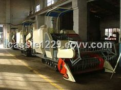 Rice and Wheat Combine Harvester with HST Gear Box - China combine harvester, Dafeng King Combine Harvester, Golf Carts, Rice, China, Box, Snare Drum, Laughter, Porcelain, Jim Rice