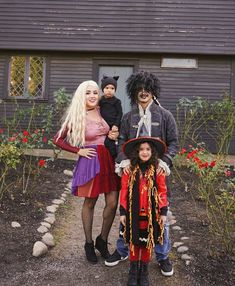 Black Family Costumes Costumes - Toys for years old happy toys