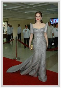 filipiniana dress of lucy torres - Yahoo Image Search Results