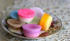 Soy Scents (soya)wax, soort geurkaarsjes voor in een brandertje