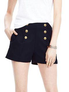 Sailor Short Product Image Anziehen, Seemann Shorts, Matrosenmode,  Nautischen Stil, Sommerkleidung, 61b2aafb2f
