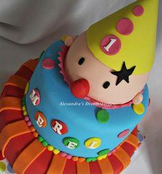bumba taart maken Baby billen taart voor het bekend maken van het geslacht | Little  bumba taart maken