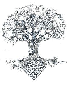 Keltic Life tree
