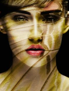 Another beauty Portrait Photography by Hamburg, Germany based photographer Carsten Witt