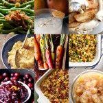 Our Dream Thanksgiving Dinner Menu (Gluten-Free and Vegetarian)