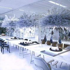 Celsetial nests Hemelse Nesten van Ans Bakker  www.ansbakker.nl  http://www.ansbakker.nl/kunstwerk/12688779_Hemelse+Nesten+%28wit%29.html