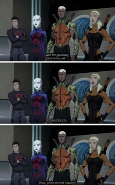 Young Justice Comic, Young Justice League, Robin Dc, Batman Robin, Dc Comics, Artemis Crock, Birdflash, Bat Boys, Dc Memes