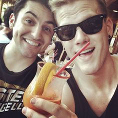 Scott and Mitch ❤❤❤❤