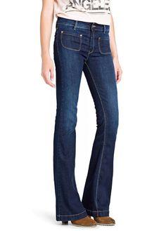 Jeans Flare scampanati