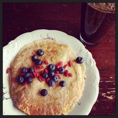 Spelt pancakes!