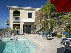 Villa vacation rental in Contant & Contant Farms (Bethany, Cruz Bay, St. John 00830, USVI) from VRBO.com! #vacation #rental #travel #vrbo