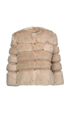 Ainea from Shop the Screen: Fifty Shades Darker  Faux Fur and Satin Coat, $378