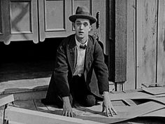 """Stan Laurel in """"West of Hot Dog"""" Silent Feature 1924"""