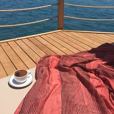 Morning coffee and Rekh&Datta sarong