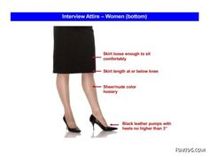 Professional Attire For Men And Women