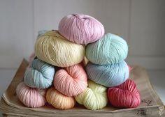 Beautiful soft colours