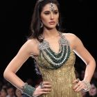 Photos | Businessofcinema.com | Nargis Fakhri, Abhay Deol Walk The Ramp @ IIJW 2012 | Nargis Fakhri, Abhay Deol Walk The Ramp @ IIJW 2012