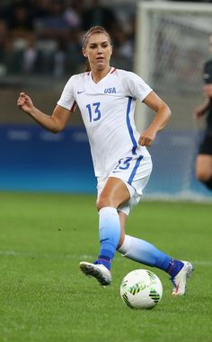 E!Q in 42 Olympics Edition: 9 Things to Know About Alex Morgan