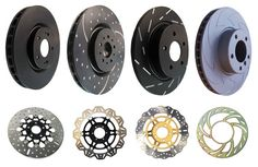 Disc Brakes - Part 2 of EBC Brakes technical article on how to select the best disc brakes for your car, truck, SUV, motorcycle or ATV. Rear Brakes, Brake Parts, Atv, Truck, Articles, Motorcycle, Mtb Bike, Trucks, Motorcycles