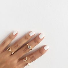 Pretty and feminine rings for her ✨ available on Nialaya.com #nialaya #womensjewelry #spiritualjewelry http://www.nialaya.com/