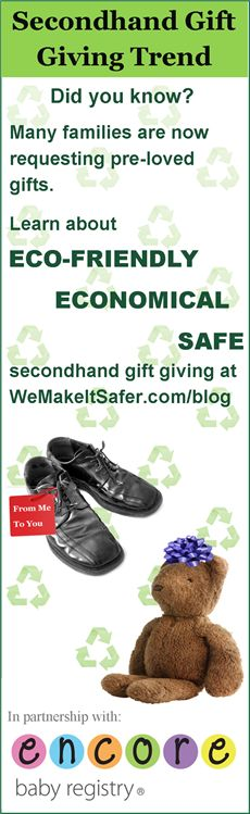 Secondhand gift giving is trending for it's planet (and wallet) saving benefits. Would you consider giving used?  This post may change your mind.