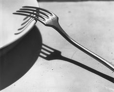 The Fork, Paris, 1928 - Andre Kertesz