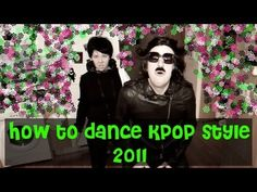 How to Dance Kpop Style 2011 - Simon & Martina - Eat Your Kimchi